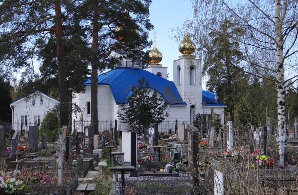 похоронить на северном кладбище