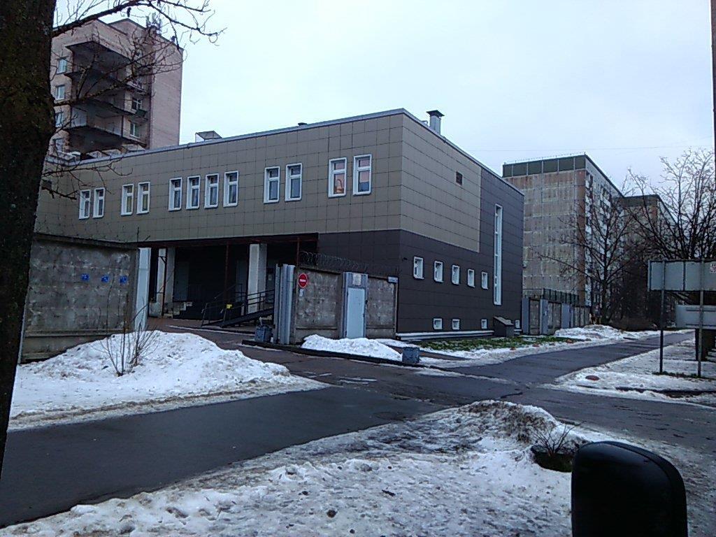 морг 26 больницы
