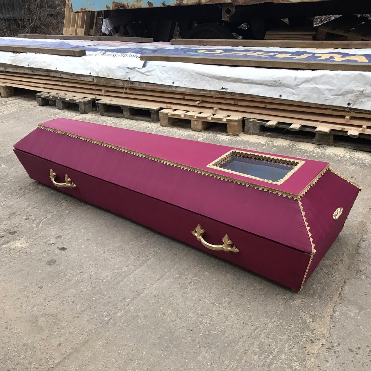 гроб с окном купить в спб