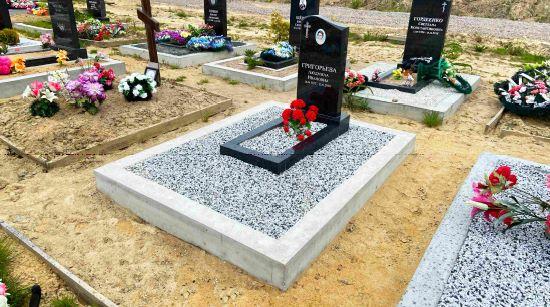 памятники на могилу спб